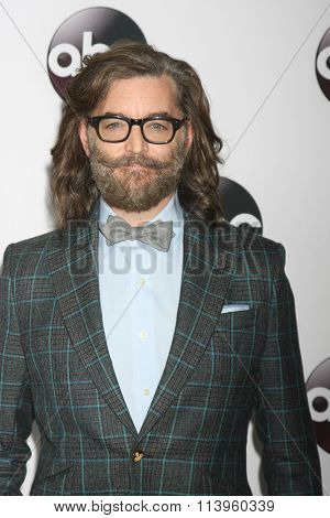 LOS ANGELES - JAN 9:  Timothy Omundson at the Disney ABC TV 2016 TCA Party at the The Langham Huntington Hotel on January 9, 2016 in Pasadena, CA