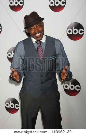 LOS ANGELES - JAN 9:  Will Packer at the Disney ABC TV 2016 TCA Party at the The Langham Huntington Hotel on January 9, 2016 in Pasadena, CA