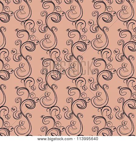 Symphony ornament pattern