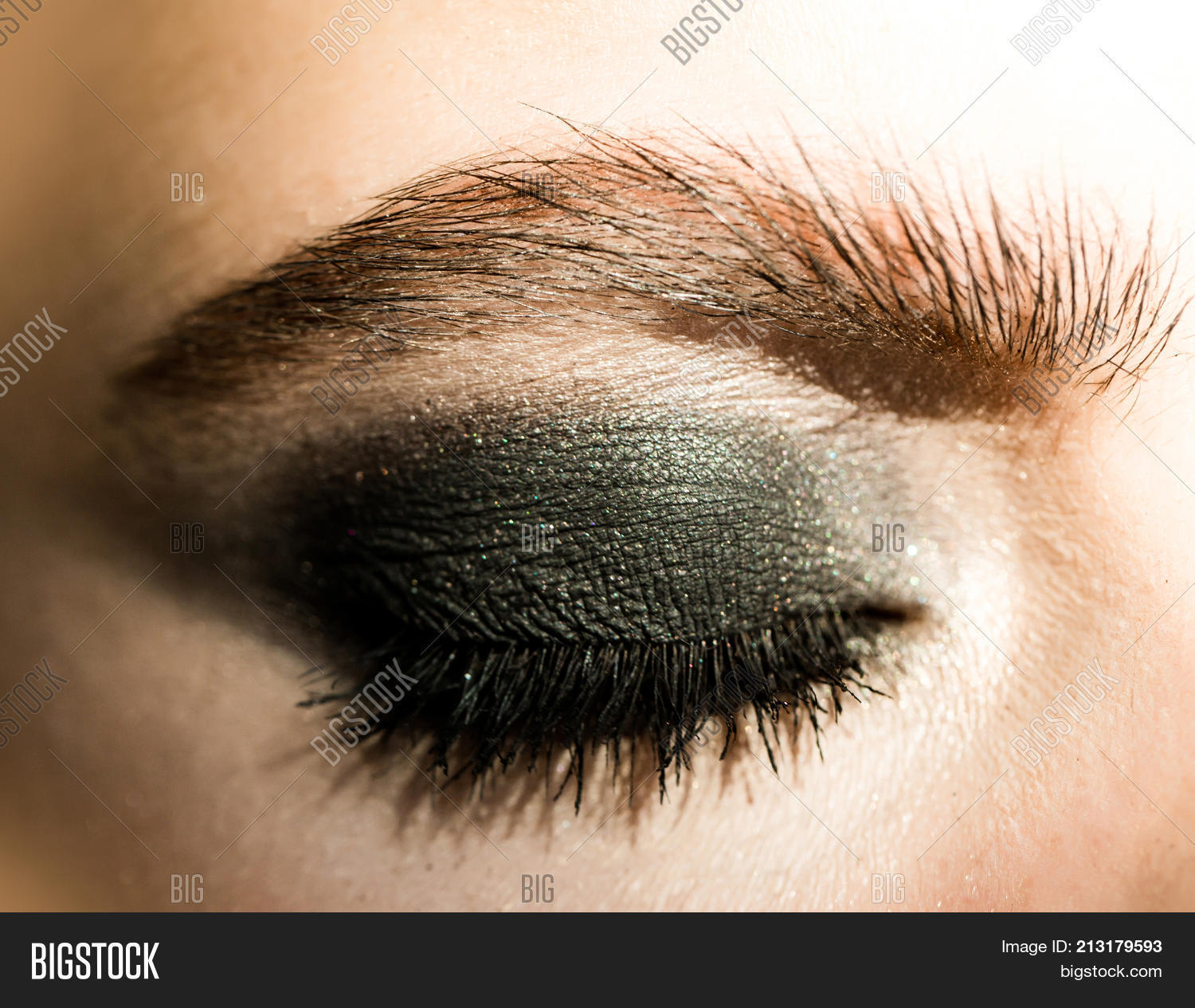 Eye Shadow Eye Makeup Image Photo Free Trial Bigstock