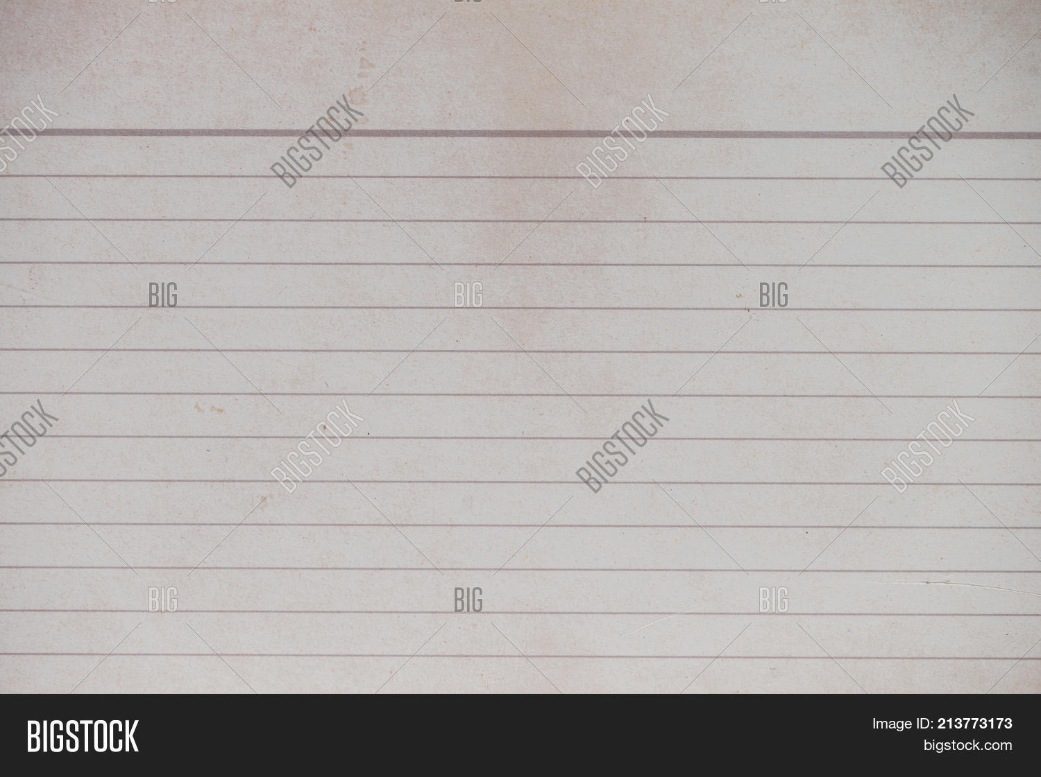 weathered lined paper image & photo (free trial) | bigstock