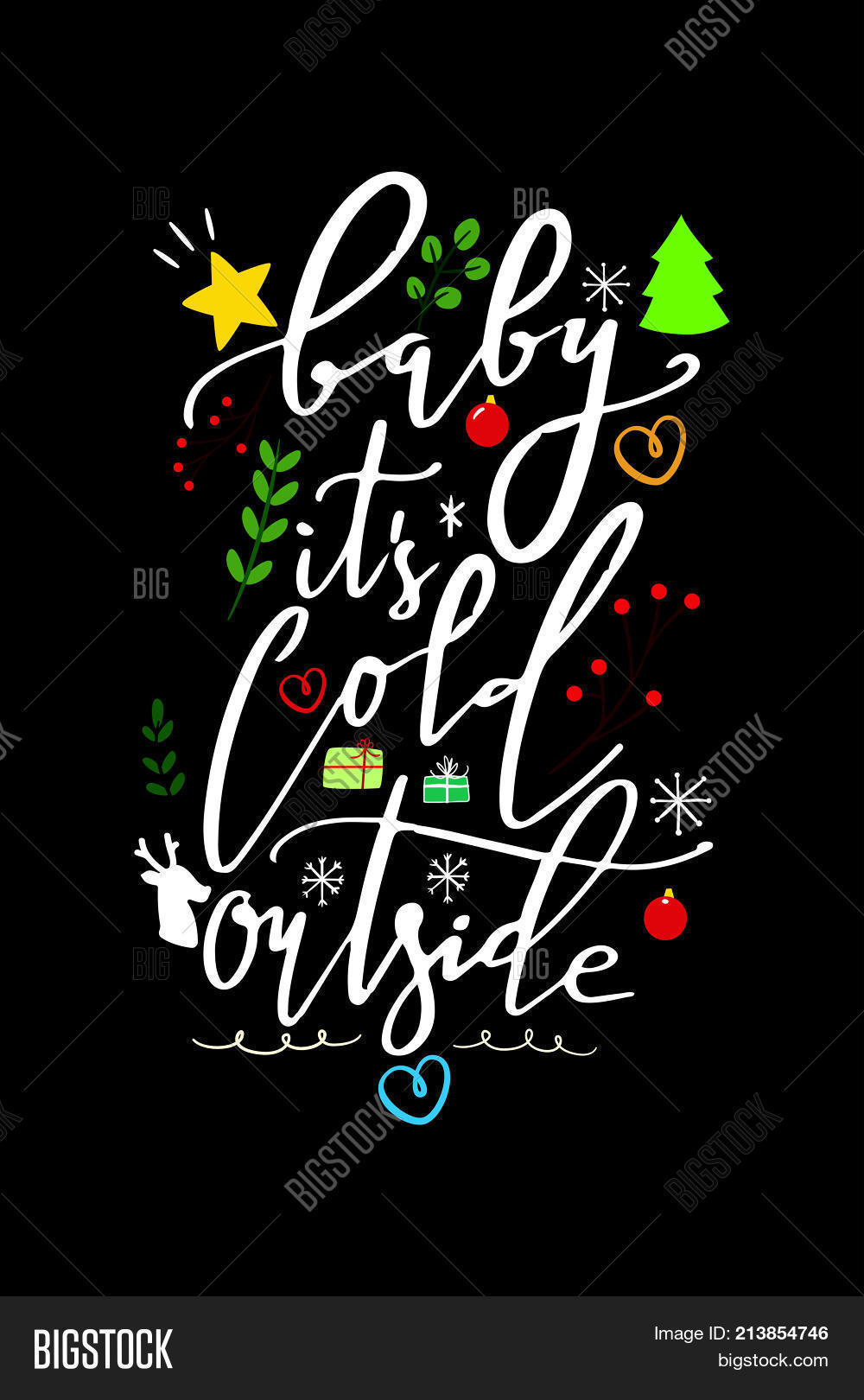 Christmas Quote, Vector & Photo (Free Trial) | Bigstock