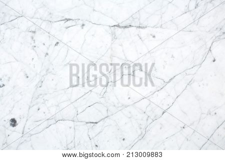 Carrara marble. Marble texture. White stone background. Bianco Venatino Marble. Quality stone texture. High resolution photo.