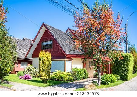 Decent middle class house in Valdivia Chile