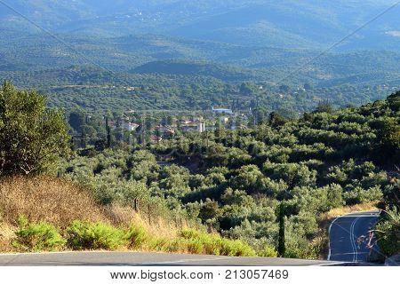 Greece, Rural Landscape
