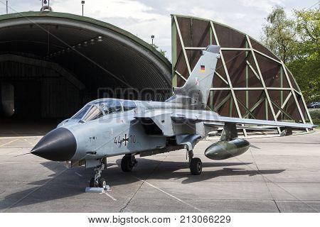 Tornado Fighter Jet Raf Laarbruch
