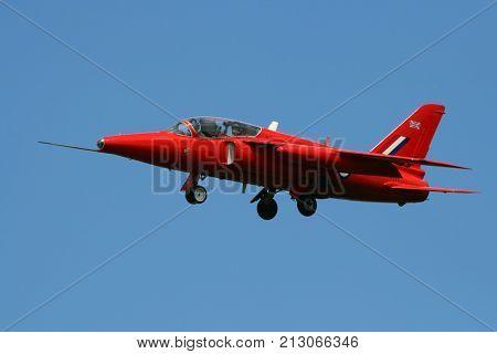 Folland Gnat Fighter Jet