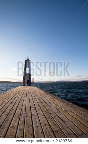 Ocean Dive Tower