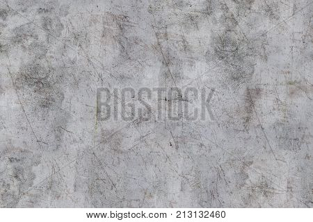 Rough gray textured grunge concrete wall texture from exposed concrete