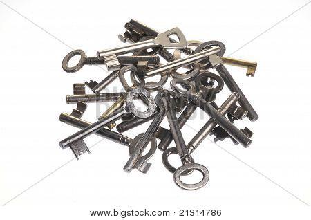 many room-keys