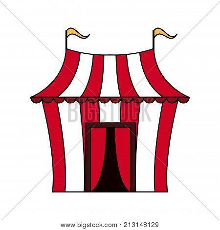 Circus Carnival Tent