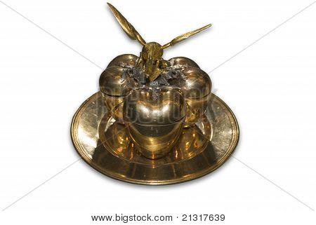 Gold Figurine