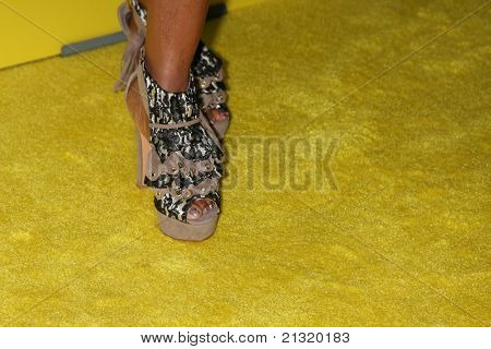 LOS ANGELES - JUN 25:  Tichina Arnold arriving at the 5th Annual Pre-BET Dinner at Book Bindery on June 25, 2004 in Beverly Hills, CA