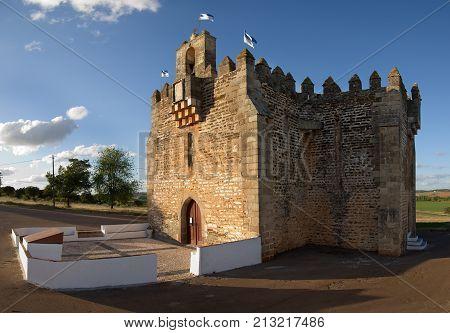 Fortified Church Of Nossa Senhora Da Boa-nova