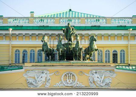 Marinsky Theater - Saint Petersburg, Russia
