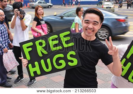 Free Hugs Initiative
