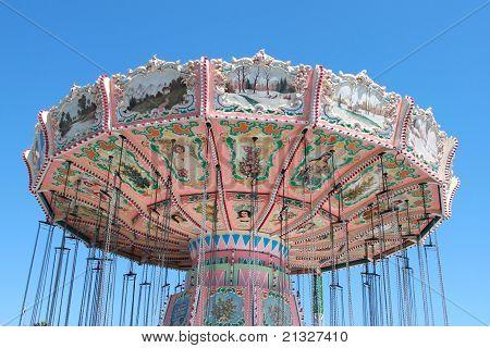Colorful Carousel