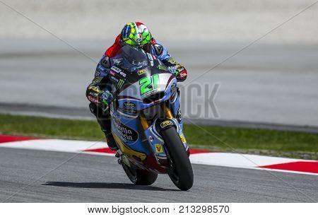 Franco Morbidelli Of Italy And Eg 0,0 Marc Vds