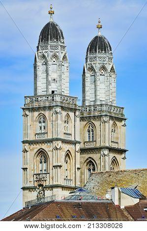 Grossmunster Protestant Church