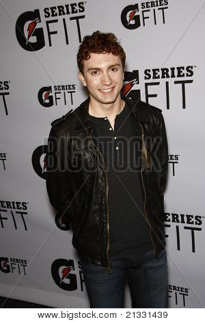 LOS ANGELES - APR 12:  Daryl Sabara at the 'Gatorade G Series Fit Launch Event' at the SLS Hotel in Los Angeles, California on April 12, 2011.