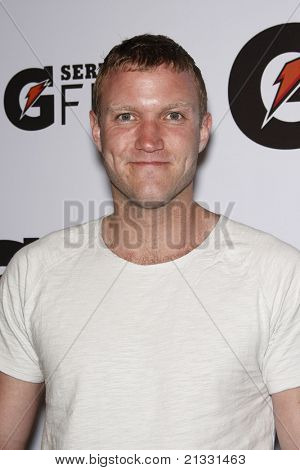 LOS ANGELES - APR 12:  Diarmaid Murtagh at the 'Gatorade G Series Fit Launch Event' at the SLS Hotel in Los Angeles, California on April 12, 2011.