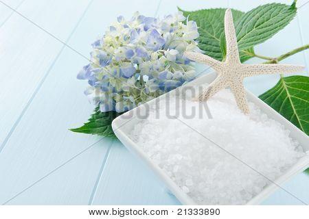 Sea Salt Bath Scrub