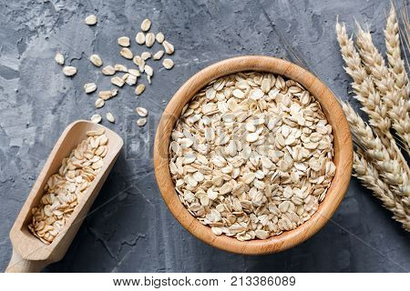 how to cook large oat flakes