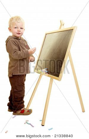 Learning With Blackboard