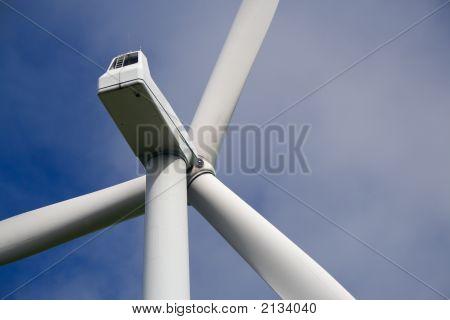 Turbine Nacelle