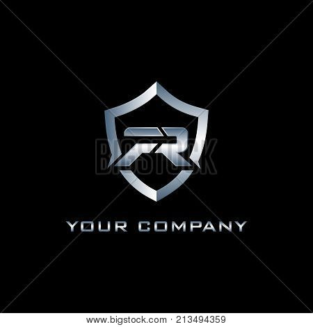 Fr letter logo design vector photo free trial bigstock fr letter logo design vector illustration template f letter logo vector letter f and altavistaventures Image collections