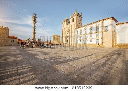 Porto City In Portugal