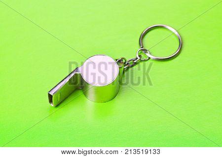 Sports Or Coaches Metal Whistle