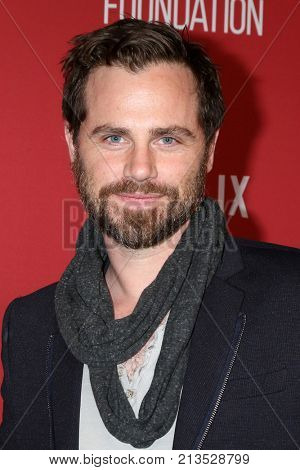 LOS ANGELES - NOV 9:  Rider Strong at the Patron of the Artists Awards 2017 at Wallis Annenberg Centeron November 9, 2017 in Beverly Hills, CA