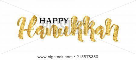 Happy Hanukkah Vector & Photo (Free Trial) | Bigstock