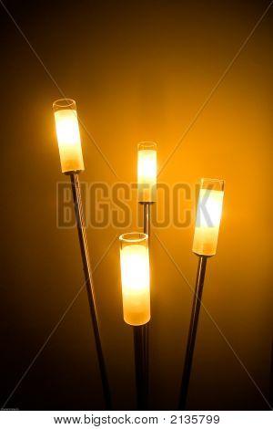 Unique  Fluorescent Lamp