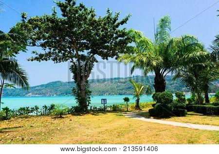 Garden and Sea Green Getaway