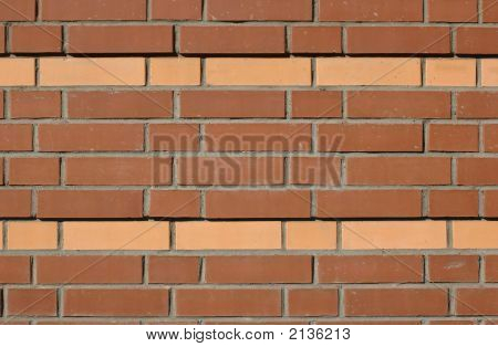 Background Of Brick Wall
