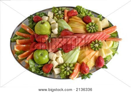 Fruit Salad Catering Platter