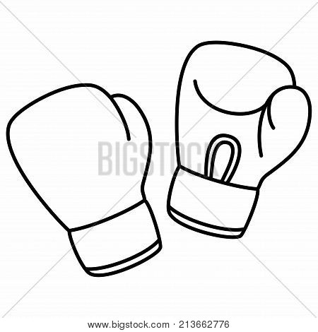 Boxing Gloves Box Fight Ring Punch Puncher