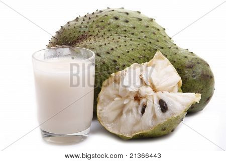 sour sop fruit