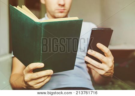 The Guy Reads The Book.