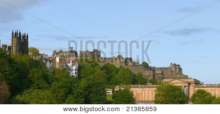 Edinburgh views