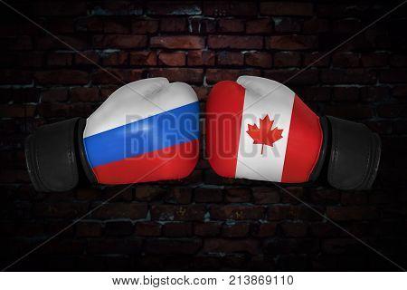 A Boxing Match