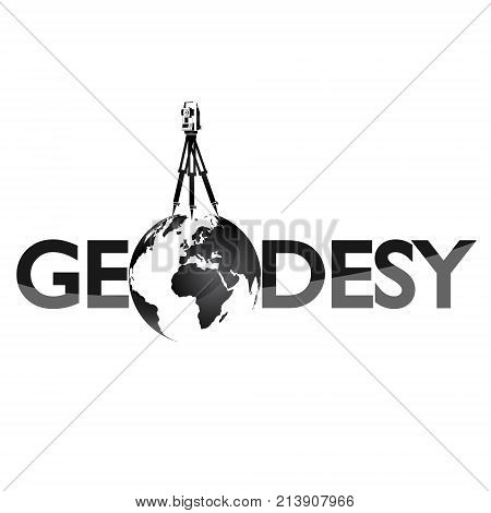 Geodesy is a symbol for a business surveyor