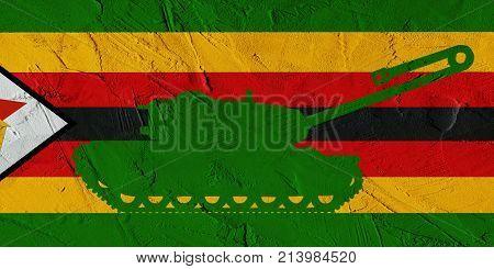 HARARE, ZIMBABWE, 15 November 2017 - Zimbabwe turns on itself in fight for power.