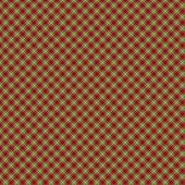 Red, green and yellow plaid pattern for web, print, etc. poster