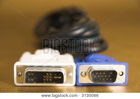 Vga To Dvi Cable