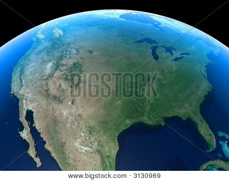 Planet Earth - United States