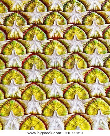 Pattern On A Wall