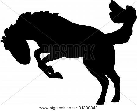 Rodeo Horse